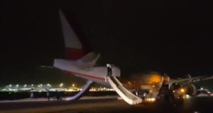 Laudamotion, accident, incident, London Stansted, closure, runway, evacuation, injuries, engine, CFM56, Ryanair
