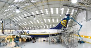 Kaunas Aircraft Maintenance Services, KAMS, Ryanair, routes, flights, Lithuania, Vilnius, Kaunas, Palanga, Tel Aviv, Edinburgh, 2020, 2019, winter, schedule, total, all, travel, tourism, visit, London