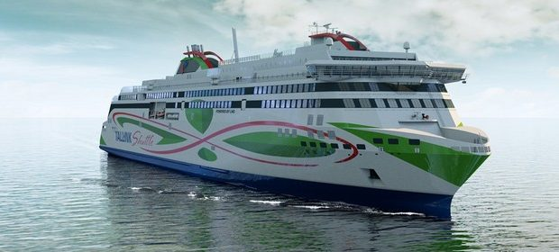 Tallink, revenue, profit, investment, upgrade, ships, passengers, 2018, record, routes