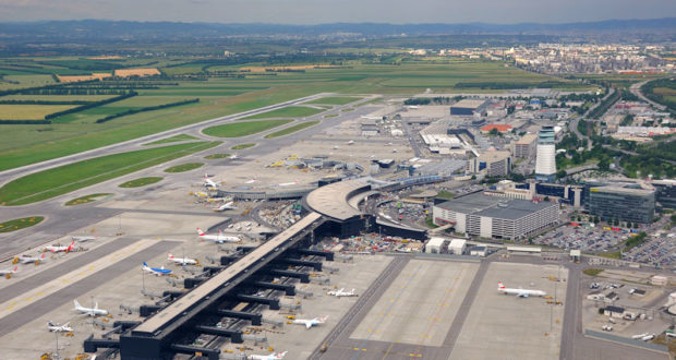 VIE, runway, approval, courts, Vienna Airport, appeals, noise, pollution, city, residences, approach, airlines