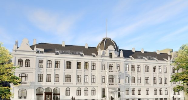 spa, luxury, Leading Hotels of the World, Trondheim, Britannia Hotel, food, dining, Bocuse d'or, chef, sommelier, restaurant, Speilsalen, Christopher Davidsen, grill, stay, travel, tourism, visit, Norway, fjords, salmon, fishing