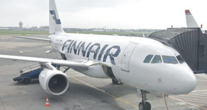 Finnair, accident, tyre, flat, incident, runway, Helsinki, landed, injured, A319, plane, aircraft, Vaasa, investigation, safety, air, travel, Finland