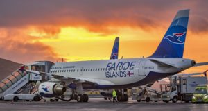 Atlantic Airways, Faroe Islands. Vagar