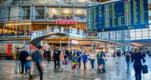 Avinor, Oslo, Gardermoen, airport, passengers, busiest days, Easter, 2019, travel, fly, food