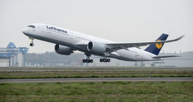 Lufthansa, A350-900, aircraft, airlines, Sao Paolo, Brazil, Munich, travel, tourism, visit, Germany, Europe, South America, Brazil, Norwegian, London, Virgin, Rio, Chicago, United, fly