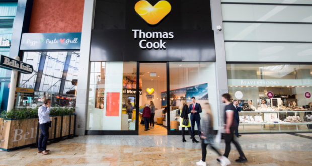 Thomas Cook, Chinese, Fosun, buy, break up, tour operator, business, purchase, leisure, holidays, changing, airline, hotels, Nordic