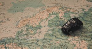 Baltic, map, car, hire, rental,