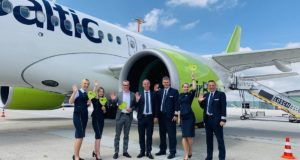 airBaltic, CEO, interview, A220, fleet, move, aircraft, revenue, capacity, strategy, profit
