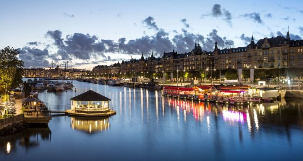 hotels, profits, Stockholm, Sweden, Europe, revenue
