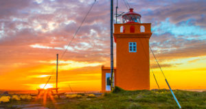 lighthouse, Arctic, Arctic Coast Way,