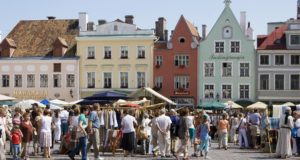 Lufthansa, Newcastle, UK, Tallinn, Estonia, routes, flights, new, winter, business, leisure