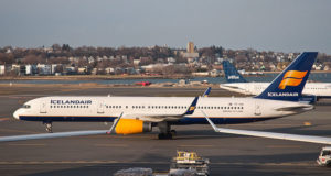 Icelandair, emergency, 757, engine, Copenhagen, Denmark, Stavanger, Norway, Keflavik, Iceland
