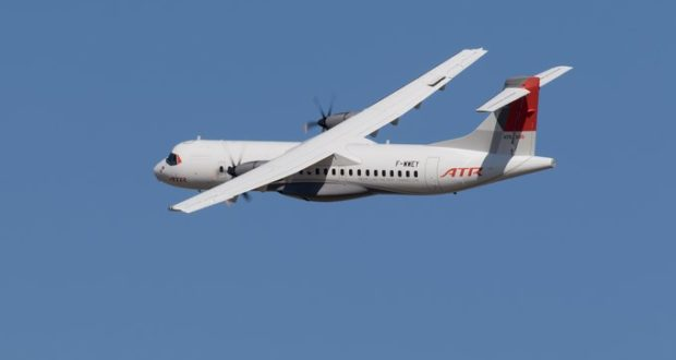 ATR, turboprop, India, IndiGo, Airbus, pilot shortage, growth market