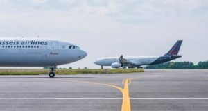 Brussels Airlines, Eurowings, Lufthansa, Washington Dulles, Belgium, United States, operational reasons, turnaround,