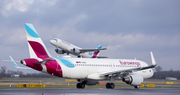 Lufthansa, Eurowings, short-haul, low-cost, lower profit, revised report,